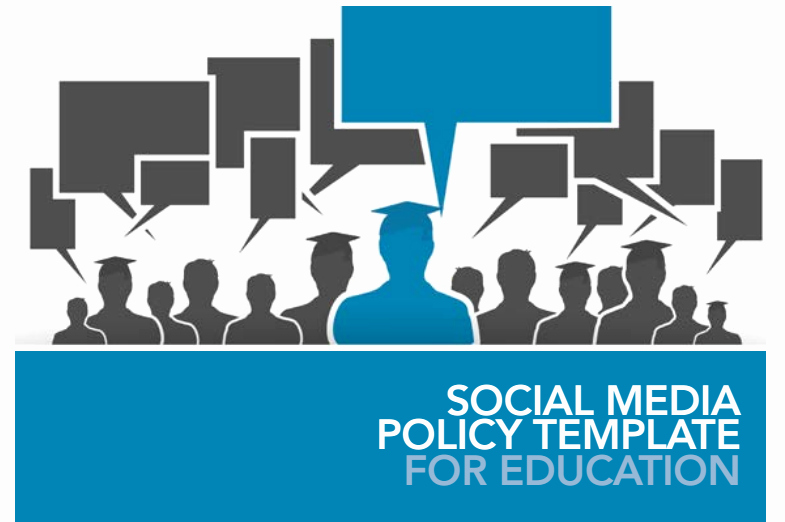 Social Media Policy Templates Beautiful Education social Media Policy Template