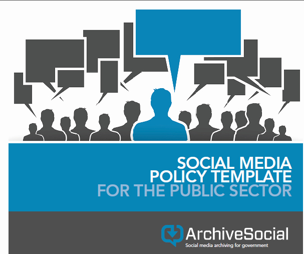 Social Media Policy Templates Elegant social Media Policy Template