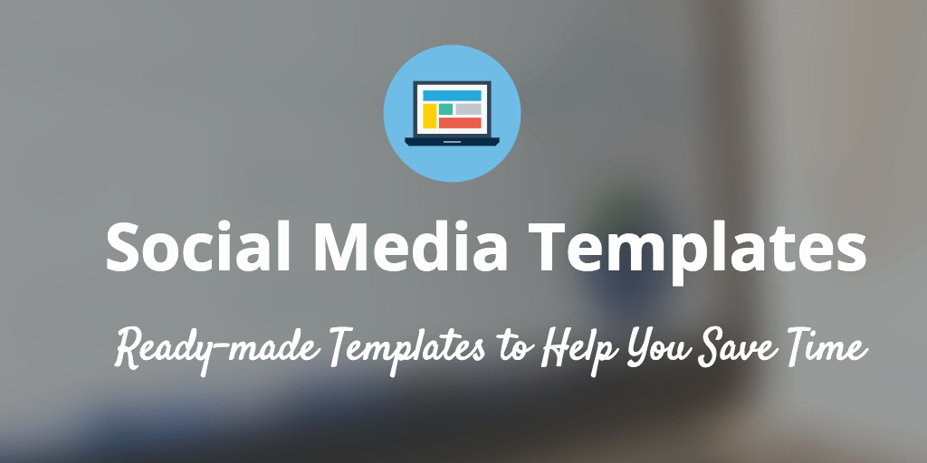 Social Media Reporting Templates Elegant 15 New social Media Templates to Save You even More Time