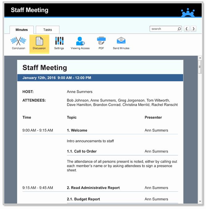 Staff Meeting Agenda Template New Staff Meeting Agenda Templates