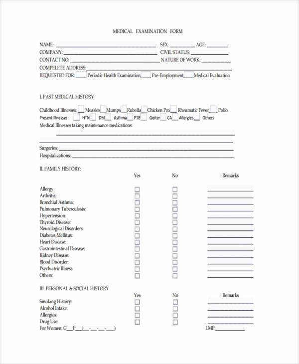 Standard Medical Records Release form Best Of Free Medical form