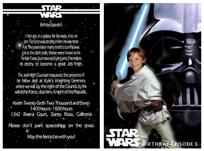 Star Wars Birthday Invitations Lovely Star Wars Birthday Party Ideas Invitations Food Decor