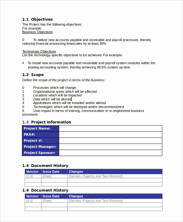 Statement Of Work Sample New 10 Work Statement Examples Word Pdf