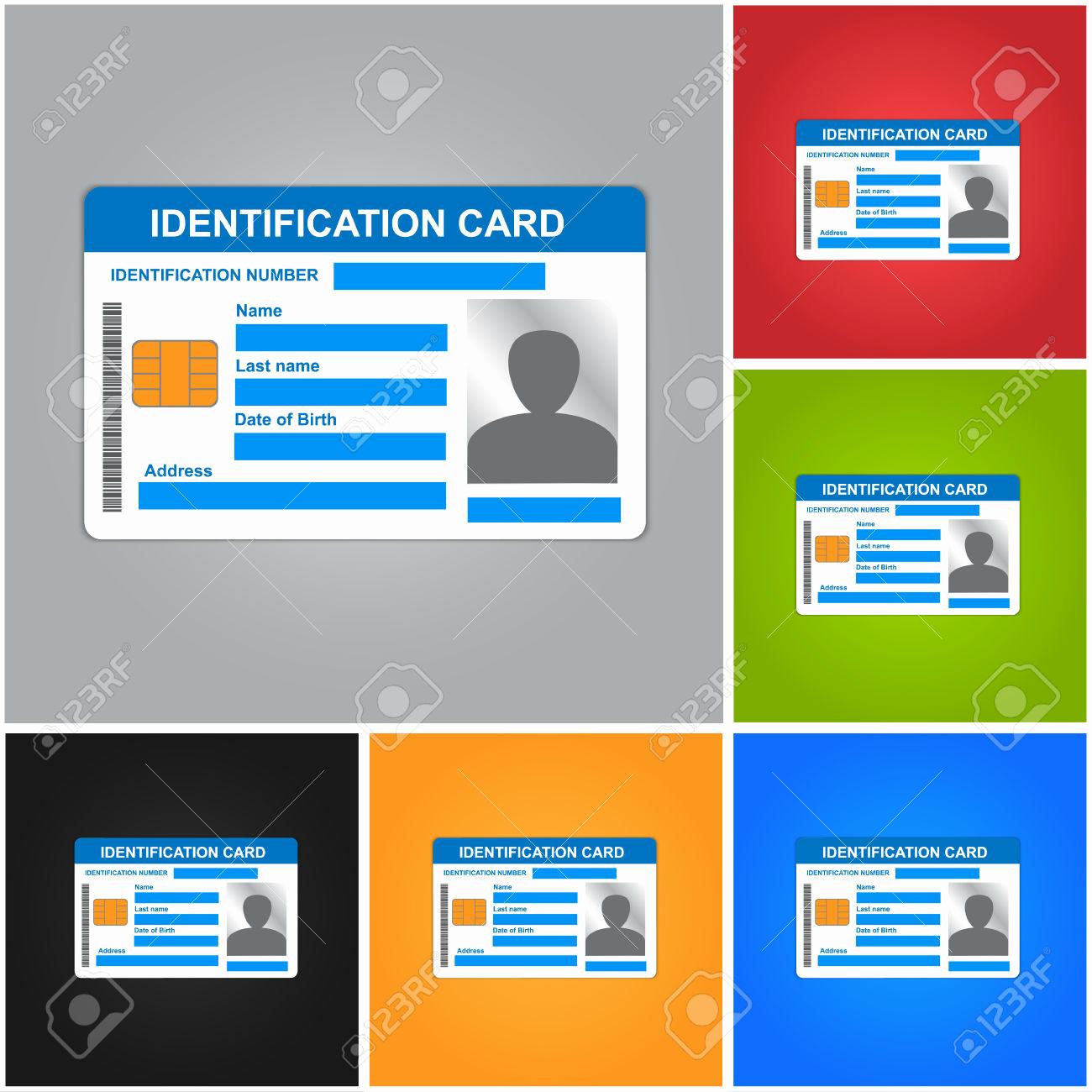 Student Id Card Template Best Of 10 Student Card Templates Editable Psd Ai Vector Eps