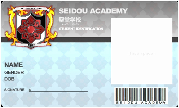 Student Id Card Template Best Of 7 Student Card Template Free Download Pyuoo