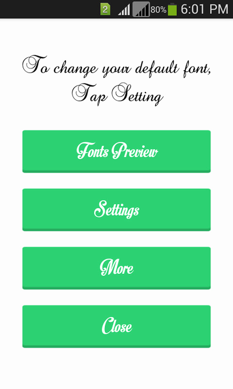 Stylish Fonts for android Awesome Stylish Fonts Apk Free android App Appraw