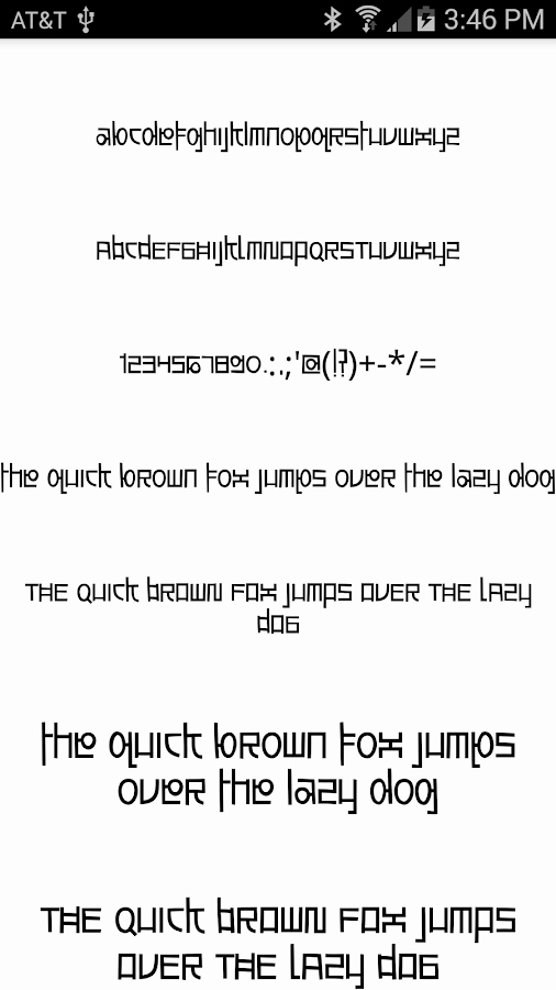 Stylish Fonts for android Beautiful Stylish Fonts for Flipfont android Apps On Google Play