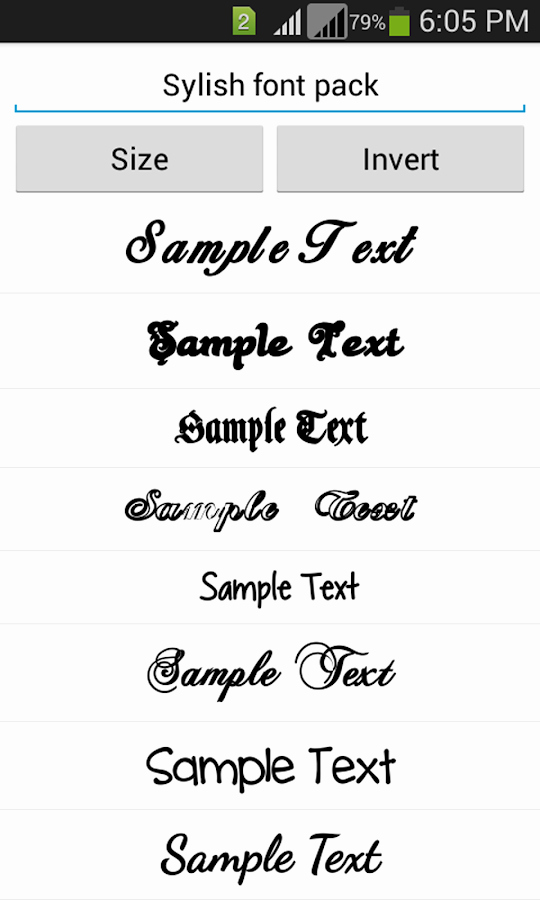 Stylish Fonts for android Best Of Stylish Fonts android Apps On Google Play