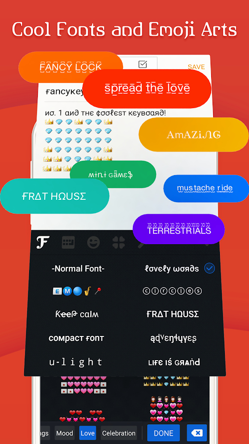 Stylish Fonts for android Elegant Fancykey Keyboard Cool Fonts android Apps On Google Play