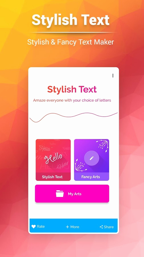 Stylish Fonts for android Luxury Stylish Text Free Fancy Text android Apps On Google Play
