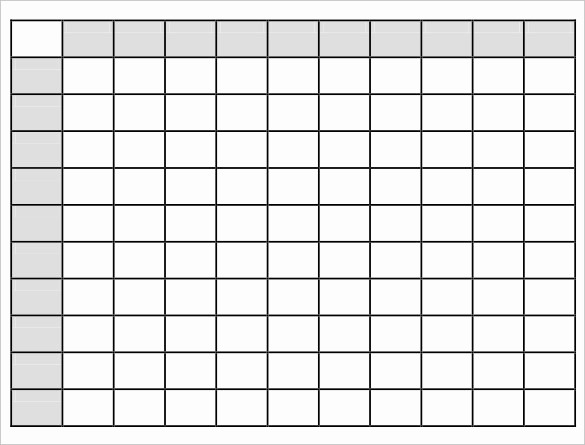 Super Bowl Squares Template Excel Fresh Super Bowl Squares Template