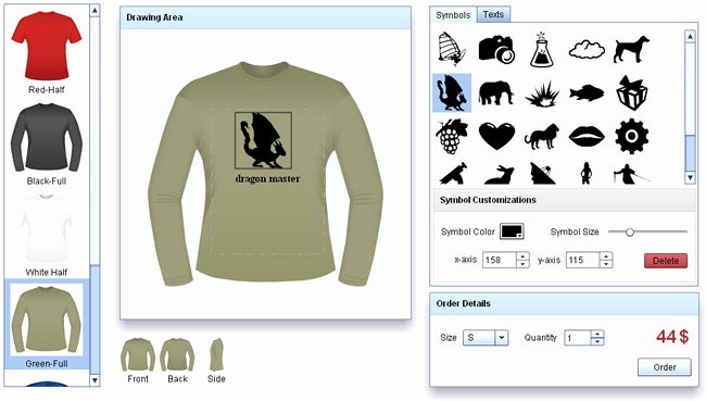 T Shirt Design software Free Lovely top 10 Free T Shirt Design softwares Line