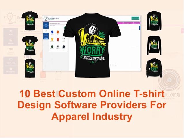T Shirt Design software Free Unique 10 Best Custom Line T Shirt Design software Providers