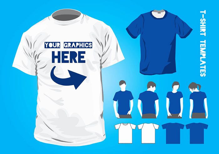 T Shirt Design software Free Unique 41 Blank T Shirt Vector Templates Free to Download