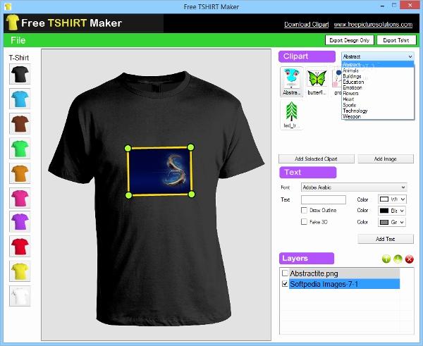 T Shirt Design software Free Unique 6 Best T Shirt Design software Free Download for Windows