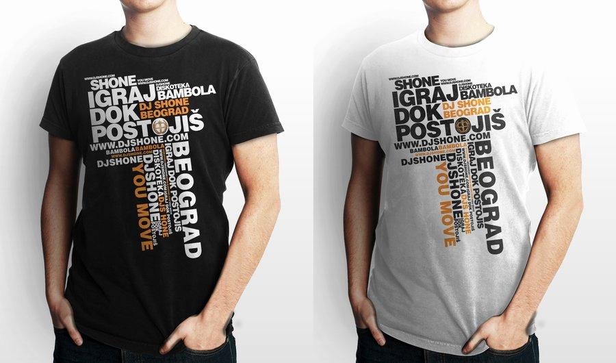 T Shirt Graphic Design software Beautiful T Shirt Design for Dj Shone by Markizdesign On Deviantart