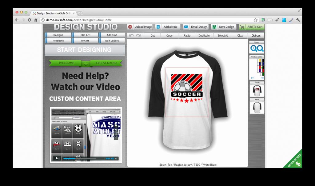 T Shirt Graphic Design software Fresh T Shirt Studio software for Wordpress
