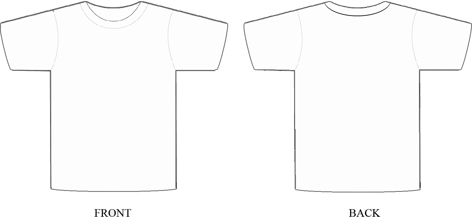 T Shirt Template Photoshop Lovely Step 2 How to Design Your T Shirt