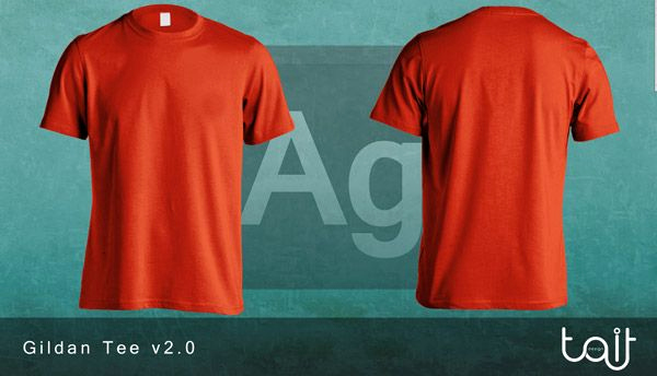 T Shirt Template Photoshop Unique 15 Free Psd Templates to Mockup Your T Shirt Designs
