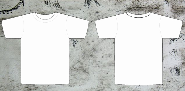 T Shirt Template Photoshop Unique 88 Best Images About Tshirt Template On Pinterest