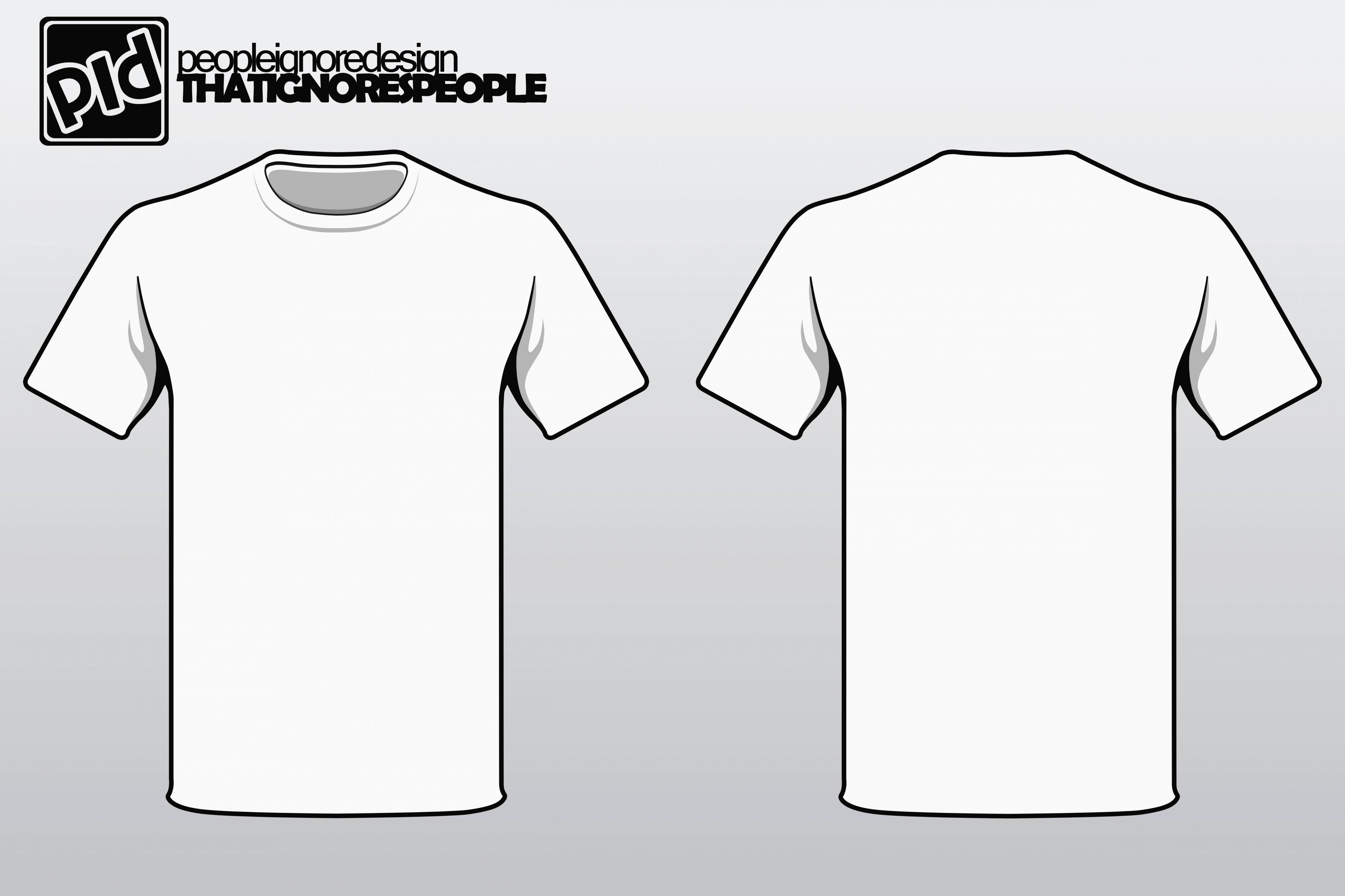 T Shirt Template Vector Inspirational T Shirt Template Vector