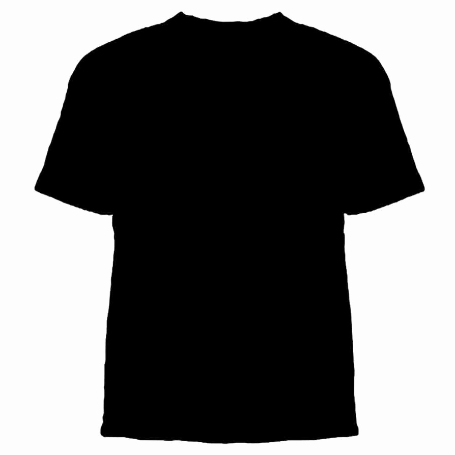 T Shirt Template Vector Luxury Free Blank T Shirt Outline Download Free Clip Art Free