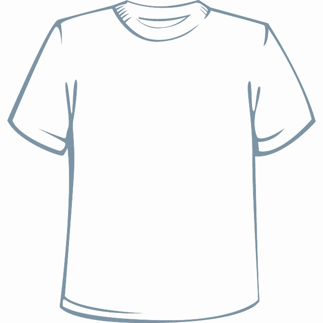 T Shirt Template Vector Luxury T Shirt Layout Vector Download at Vectorportal