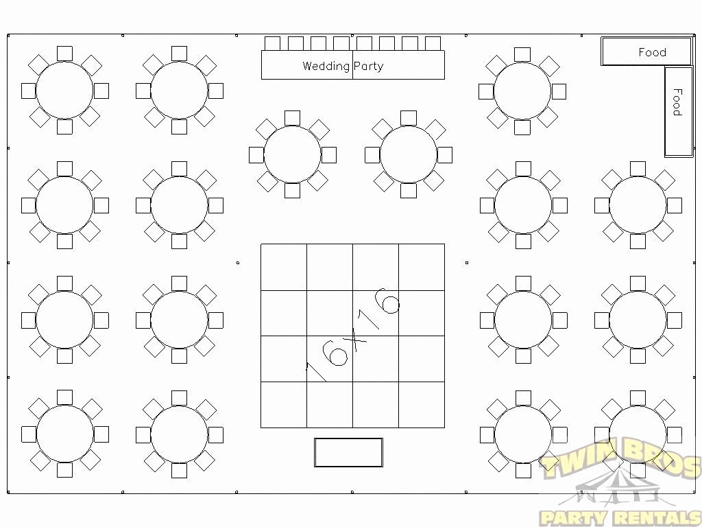 Table Seating Chart Template Elegant Seating Chart Template