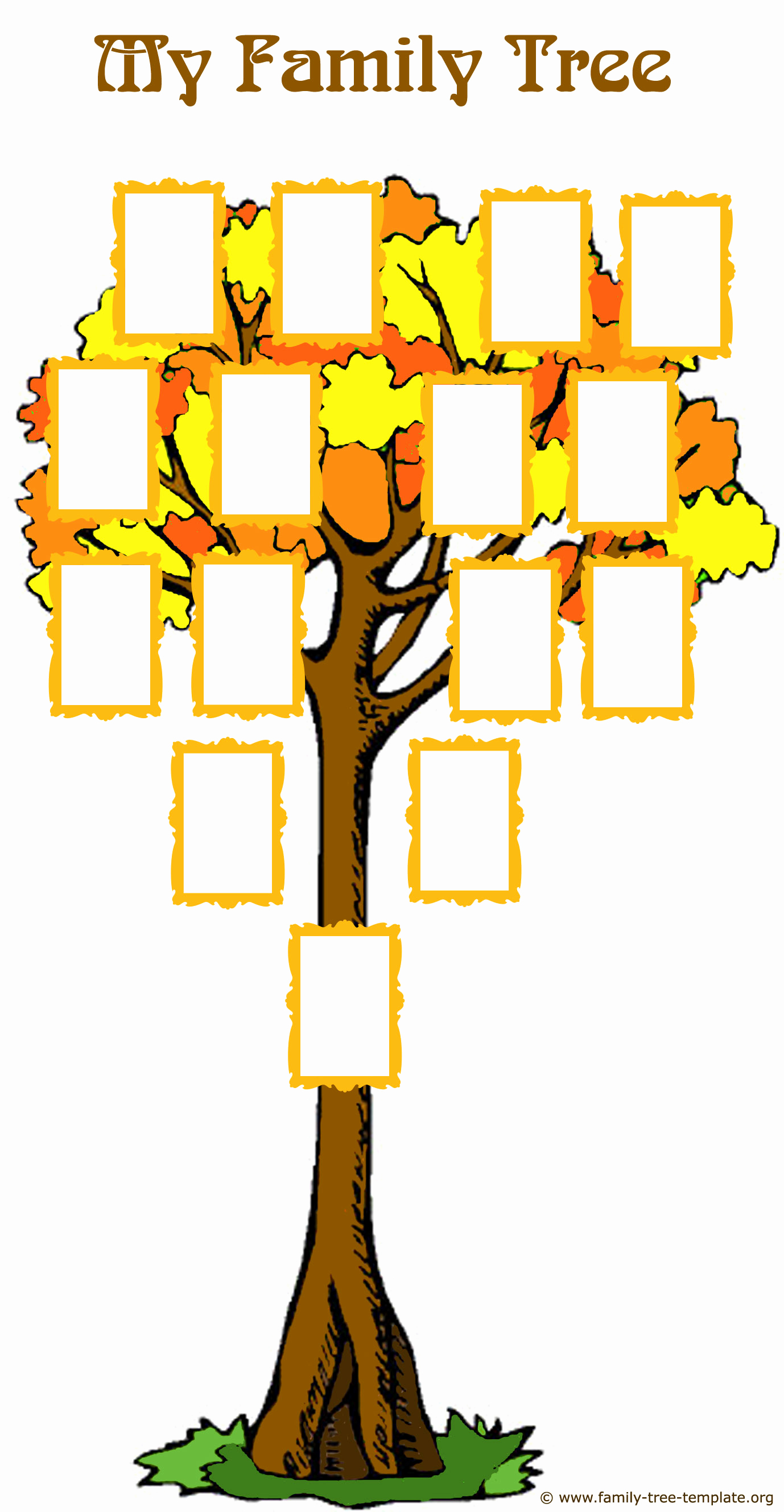 Template for Family Tree Elegant Fabulous Family Tree forms and Easy Genealogy Methods