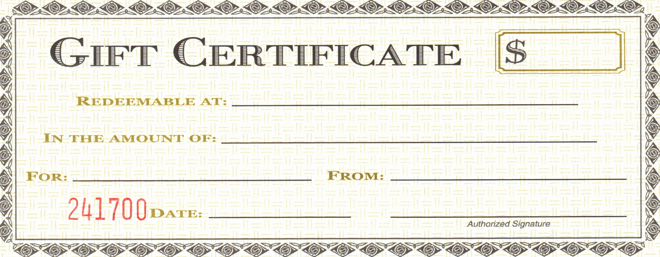 Template for Gift Certificate Best Of 18 Gift Certificate Templates Excel Pdf formats