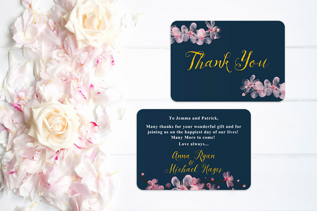 Thank You Card for Money Awesome Wedding Thank You Cards All the Answers