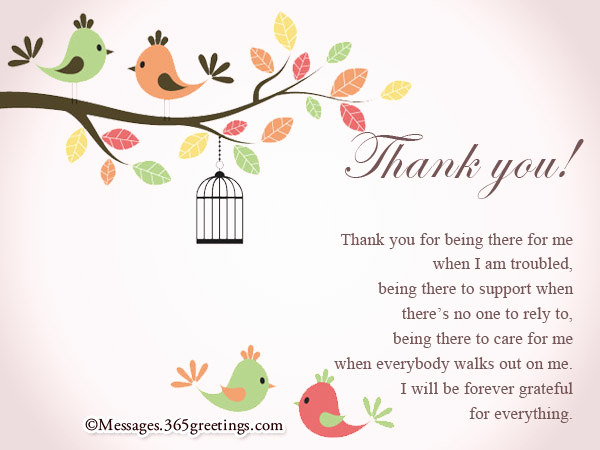 Thank You Card for Money Inspirational Thank You Card Messages 365greetings