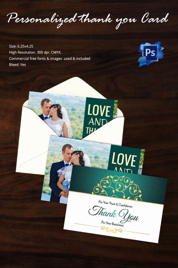 Thank You Card Template Word Awesome 105 Thank You Cards Free Printable Psd Eps Word Pdf