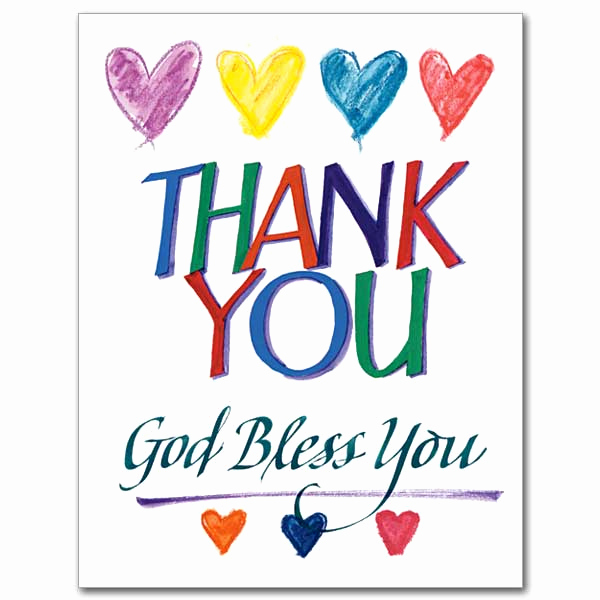 Thank You Card Template Word Awesome 6 Thank You Card Templates Excel Pdf formats
