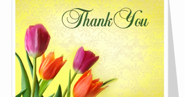 Thank You Card Template Word Luxury Sunny Thank You Card Template 2up Layout Edit with