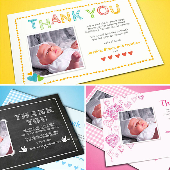 Thank You Card Template Word Unique 106 Thank You Cards Free Printable Psd Eps Word Pdf