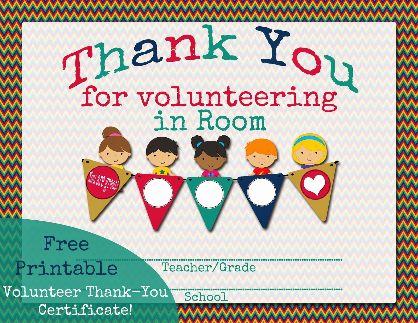Thank You for Volunteering Fresh My Fashionable Designs Free Printable Thank You for