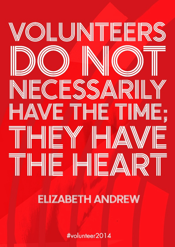 Thank You for Volunteering Inspirational 1000 Volunteer Quotes On Pinterest