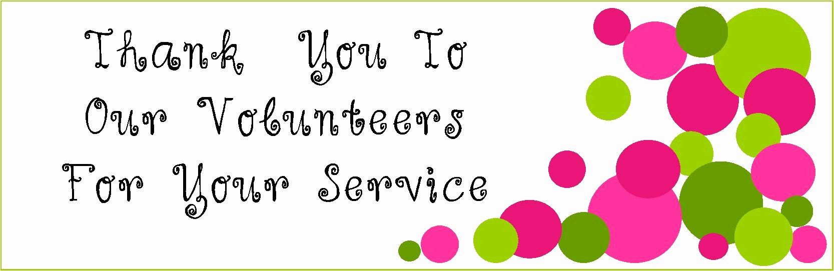 Thank You for Volunteering Inspirational Thank You for Volunteering Pictures Preview Image In Ie9