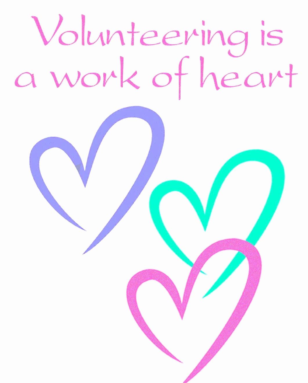 Thank You for Volunteering New Hospice Volunteer Appreciation Quotes Quotesgram