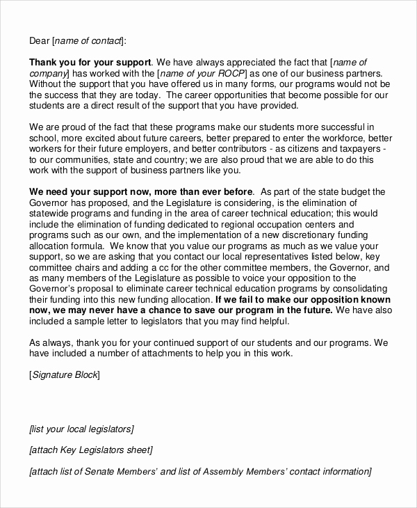 Thank You Letter Business Fresh Sample Business Thank You Letter 7 Examples In Pdf Word
