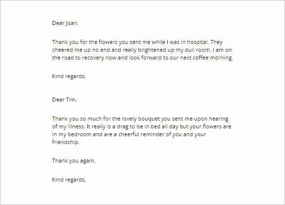 Thank You Letter Business New Business Thank You Letter – 11 Free Sample Example