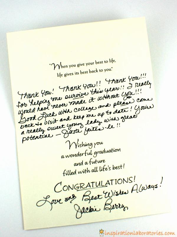 Thank You Letter for Teacher Fresh A Letter to My Teacher