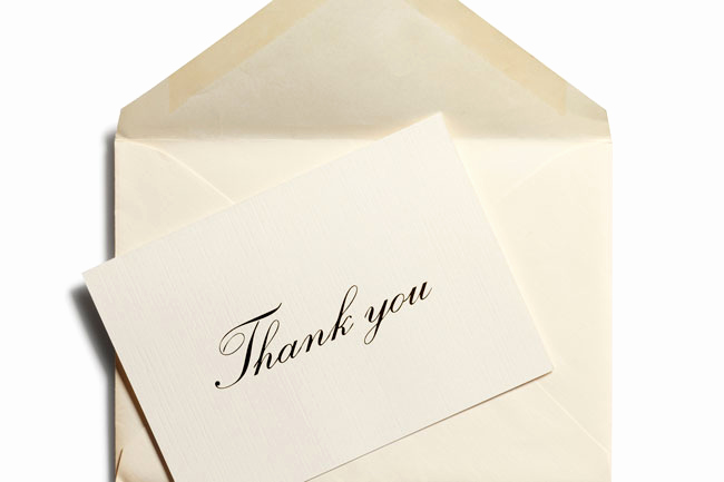 Thank You Note for Dinner Luxury Bad Ts and Impersonal Cards the Right Etiquette at