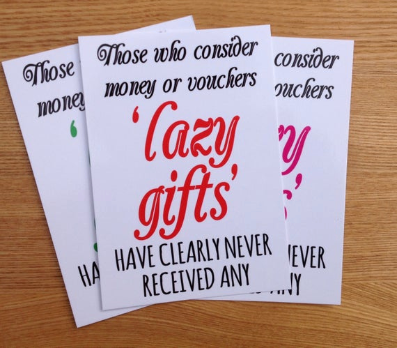 Thank You Note for Money Lovely Funny Money Thank You Note Postcards by Francescaburke On Etsy