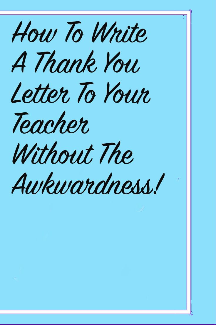 Thank You Note to Mentor Best Of 17 Best Ideas About Thank You Teacher Messages On