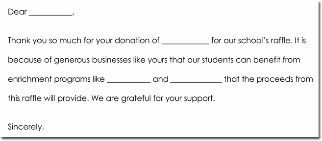 Thank You Notes for Donations Beautiful Donation Thank You Note Samples formats & Wording Ideas