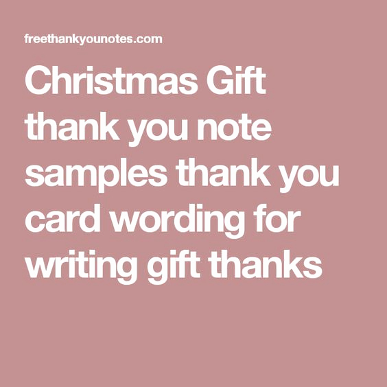 Thank You Notes Samples Elegant Pinterest • the World's Catalog Of Ideas