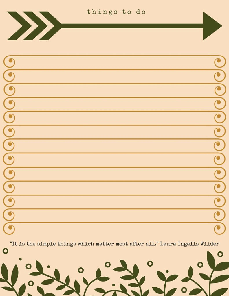 Things to Do List Template Fresh 40 Printable to Do List Templates