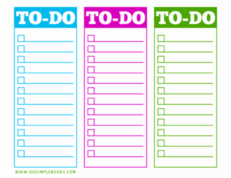 Things to Do List Template Inspirational What to Do when Your to Do List Runs You
